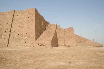 ziggurat side view